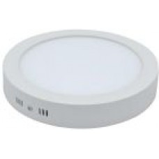 18W Round LED Panel Light for wall-White