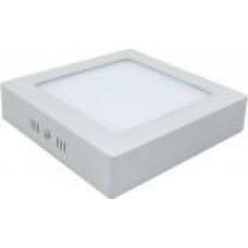 18W Square LED Panel Light for Wall-White